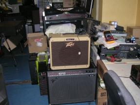 Amplis Guitares