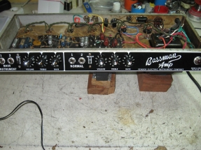 Bassman Amp