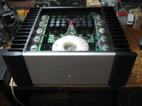 Ampli Classé Audio CA201