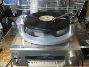 Michell Gyro Dec et ampli Sony V555ES